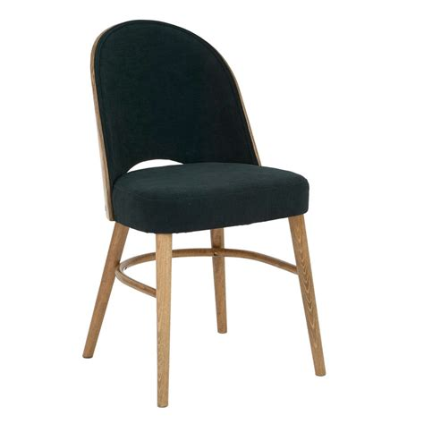 bruno side chair forest contract