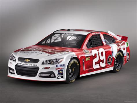 race car chevrolet nascar ss race car 2013 car pictures 06