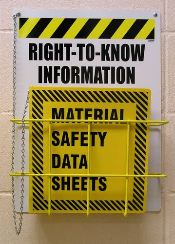 safety data sheets    msds