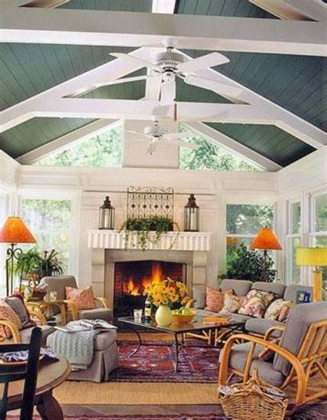 Painting A Room With Vaulted Ceilings by Best 25 Painted Wood Ceiling Ideas On Living