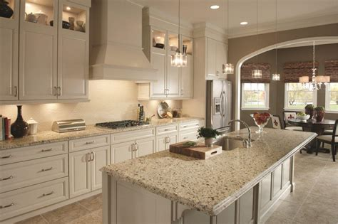 kitchen dining alluring crema pearl granite for home