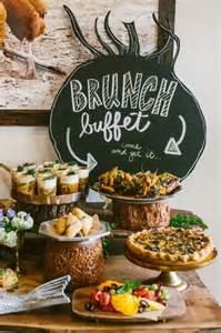 buffet items ideas brunch buffet in the salon heirloomla breakfast buffet