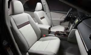 Toyota Camry 2014 Interior Car And Driver