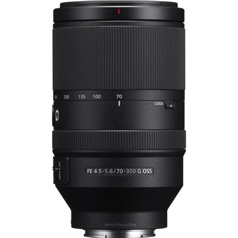 Sony Lens Fe 70 300mm F4 5 5 6 G Oss sony fe 70 300mm f 4 5 5 6 g oss lens sle images times