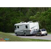 Motorhome Towing Guide Cars That Can Be Towed With 4 Wheels Down