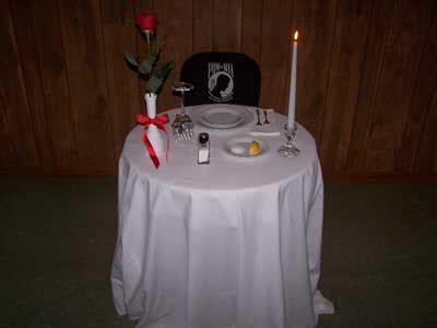 pow table pow table ceremony