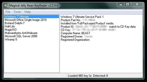 Jelly For Pro 98 magical jelly bean keyfinder alternatives and similar
