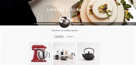 wedding registry startup daily registry zola getting married