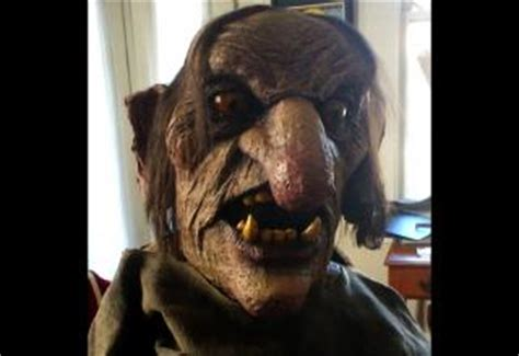 epic homemade troll  creature costumes creation