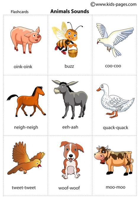 animals sounds