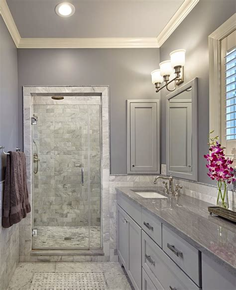 Grey Bathroom Countertops by Grey Speckled Granite Bathroom Countertops Bathroom