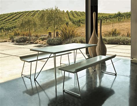 Landscape Forms Outdoor Tables Lifestyle Furniture At The Galleria