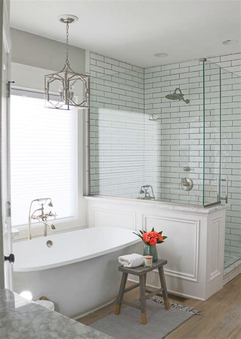 bathroom remodel reveal sincerely d