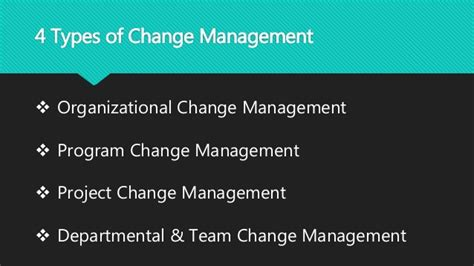 Depaul Mba Change Management by Change Management Change Before You To