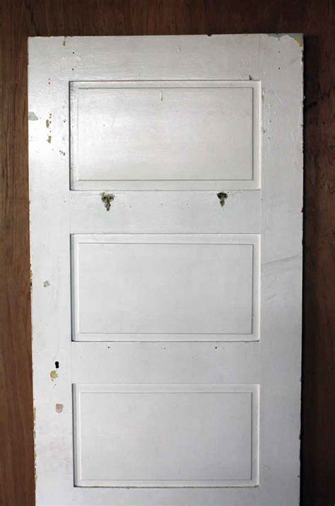 Four Panel Interior Door Four Panel Antique Solid Wood Interior Door Olde Things