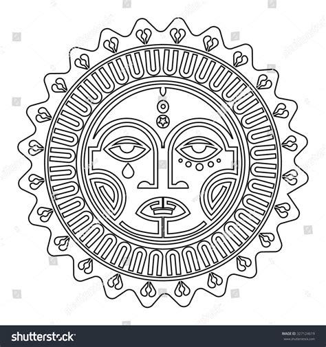 sacred tiki tattoo tiki humanlike figure that represents polynesian stock