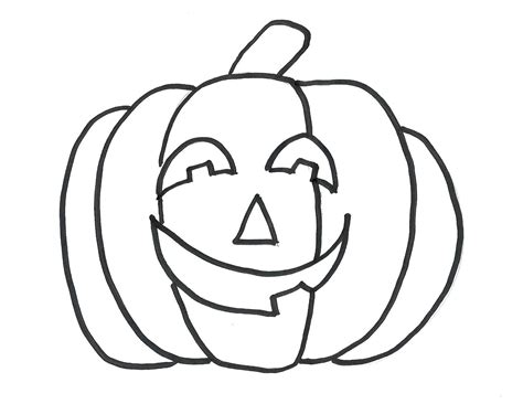 download coloring pages free jack o lantern halloween