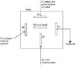 how to install a relay