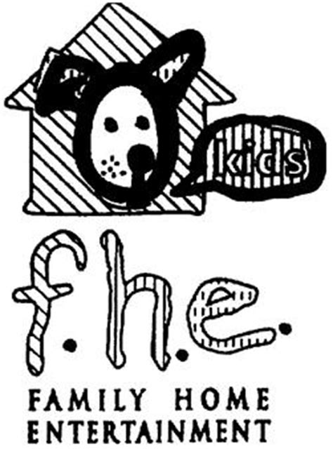 family home entertainment logopedia the logo and