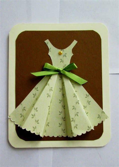 Paper Dress Craft - 25 best ideas about origami dress on diy