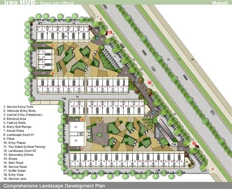 layout plan of chandigarh sectors ireo hub freehold showroom plots sector 98 mohali