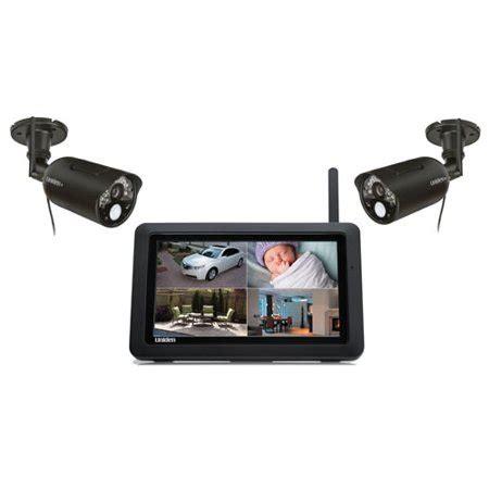 refurbished uniden udr744 wireless video surveillance