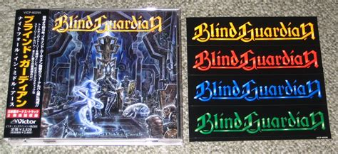 Cd Blind Guardian A Voice In The Obi blind guardian a at the opera records lps vinyl