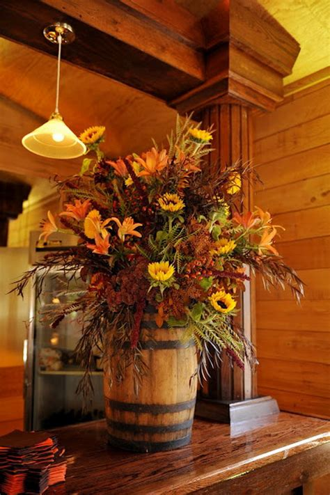 cool table centerpiece ideas 55 cool fall flower centerpiece and flower table d 233 cor ideas family net guide to