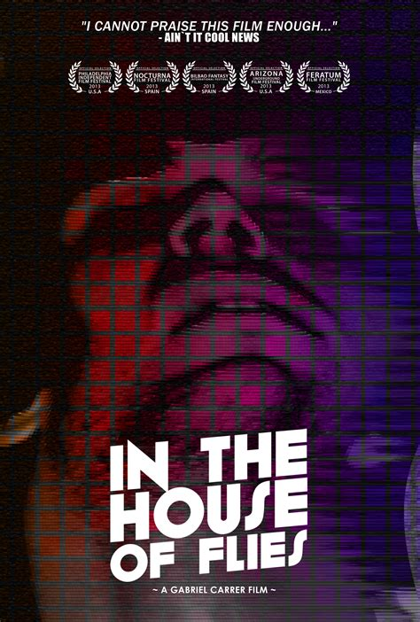 flies in the house exclusive black fawn films traps you in the house of flies with the trailer