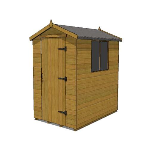 Garden shed 3D Model   FormFonts 3D Models & Textures