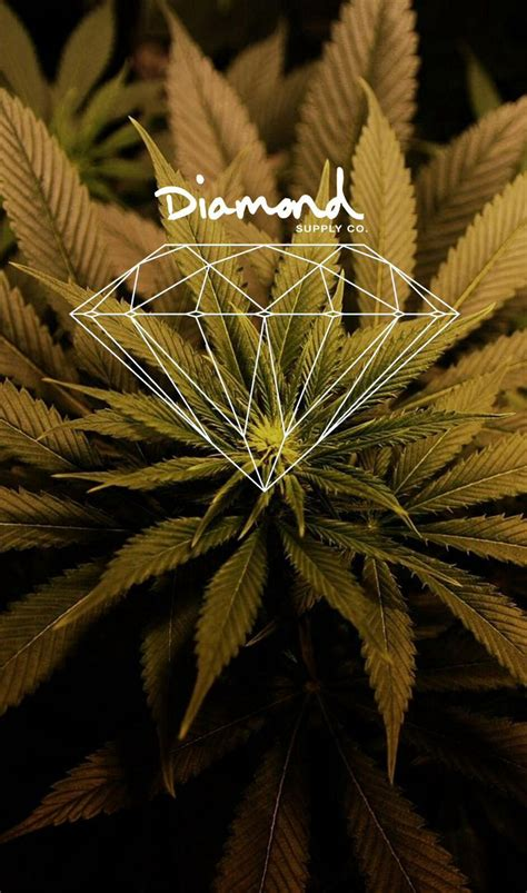 wallpaper for iphone 6 weed wallpapers iphone 5 diamond weed stoner pinterest