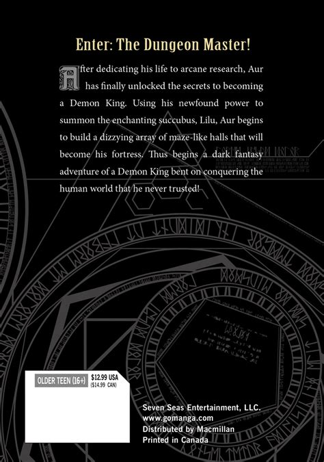 how to build a dungeon book of the king volume 1