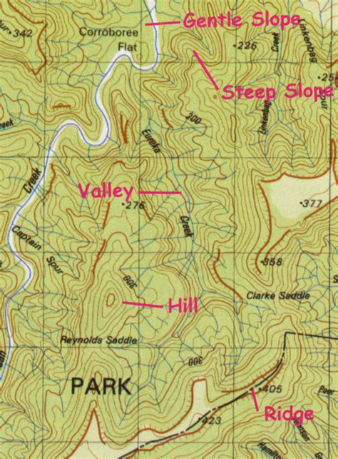 what are topographic maps topographic maps intergovernmental committee on