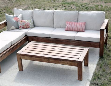 How To Make Patio Furniture Out Of Wood Pallets Best 25 2x4 Furniture Ideas On