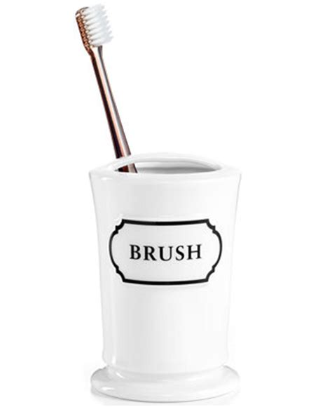 martha stewart bathroom accessories closeout martha stewart collection porcelain words