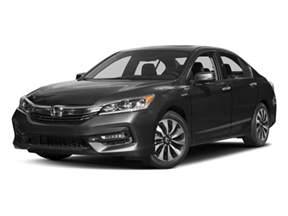 new 2017 honda accord hybrid ex l sedan msrp prices