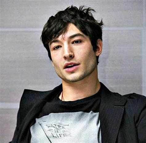 what is ezra miller s race is the actor part asian or