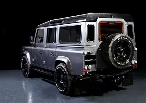 land rover truck 2016 the best land rover defender custom builds columnm