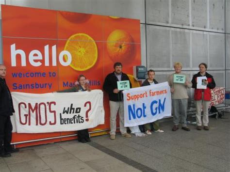 sainsbury plymouth plymouth sainsburys demo by farmers and shoppers uk