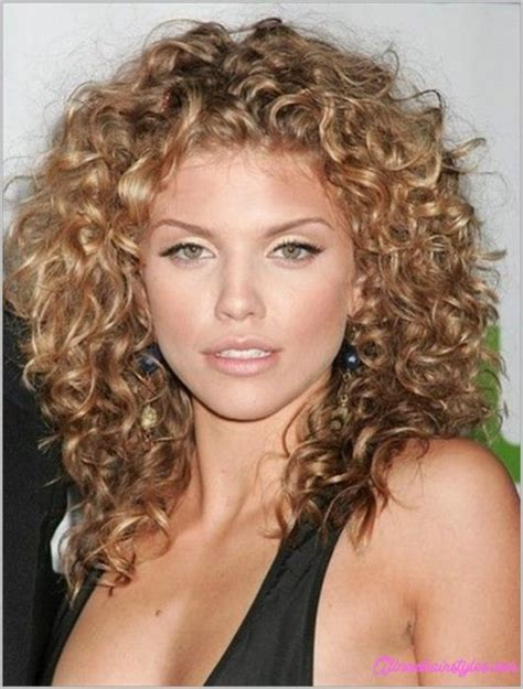 new hairstyles curls haircuts curly hair medium length allnewhairstyles com