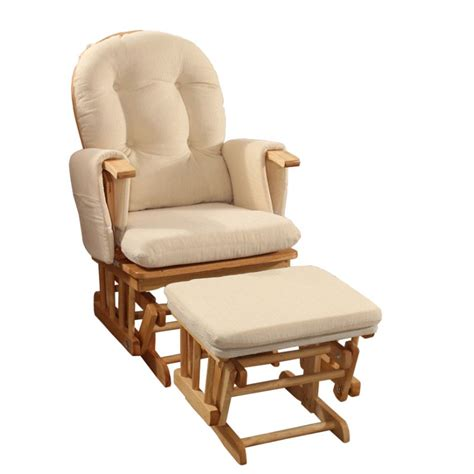 Nursing Rocking Chairs by Glider Rocking Chair With Ottoman Buy