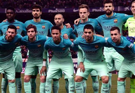 barcelona team barcelona team news injuries suspensions line up vs