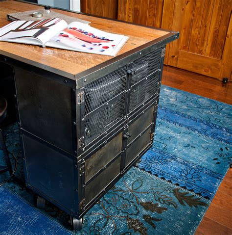 industrial office desk home office contemporary with black