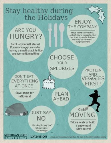 12 Tips On What You Eat During Holidays by 1000 Healthy Quotes On Quotes