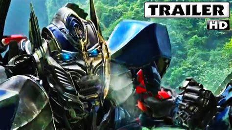 transformers la era de la extinci 243 n trailer 2014 espa 241 ol