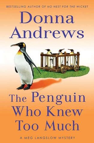 the who knew much the penguin who knew much meg langslow 8 by donna