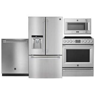 kenmore elite kitchen appliances kenmore pro kenmore pro 4 piece stainless steel kitchen