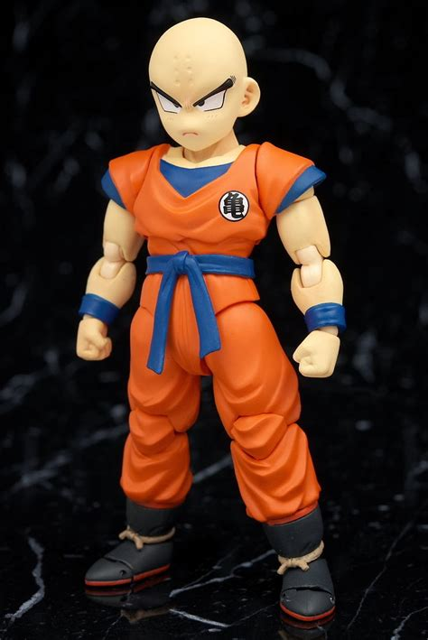 figure news and review gg figure news s h figuarts krillin review by hacchaka