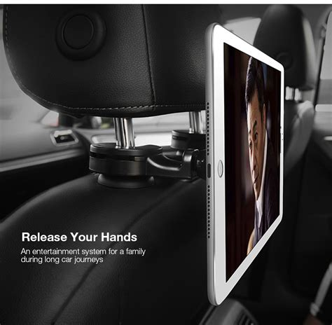 Exclusive Hoco Magnetic Car Holder W 3 In 1 Charger Cable P8 Pali hoco ca18 adjustable car backseat headrest hook magnetic mount holder for cellphone tablet