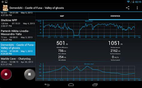 geotracker gps tracker (android)